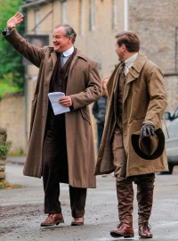 Downton Abbey Series 5: Behind The Scenes