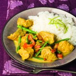 Dairy-Free Thai-Style Pork and Coconut Curry