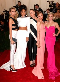 All The Dresses From The Met Institute Gala 2014
