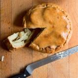 Truffle, Cheese and Potato Pie