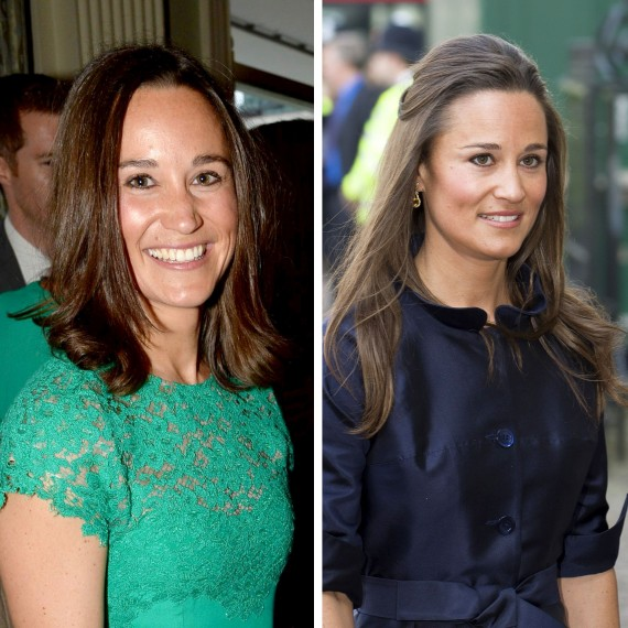 Photo of Pippa Middleton with a New Haircut
