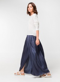The Maxi Skirt: The Coolest Way To Cover Summer Legs