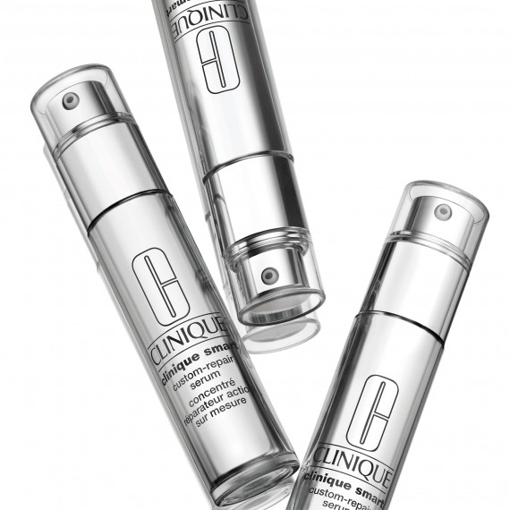 Photo of the new Clinique Smart Repair Serum