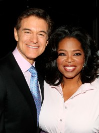 Dr Oz: The TV Surgeon With A Cult American Following