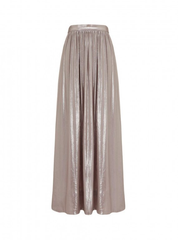 Whistles maxi skirt photo