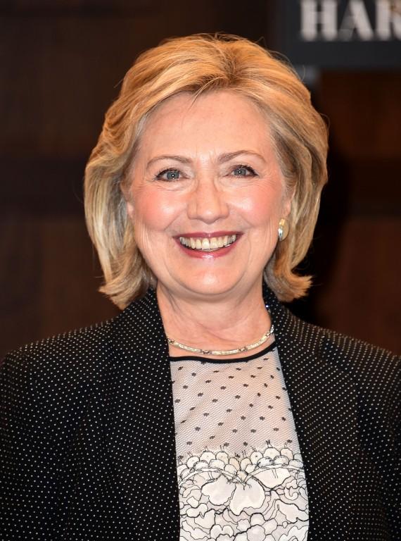 Photo of Hilary Clinton
