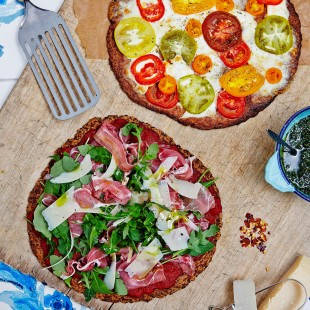Flower Power Pizza