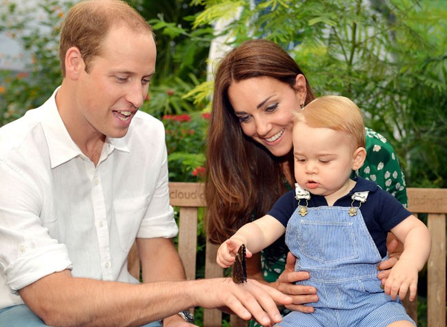 Happy Birthday Prince George!