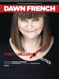 LAST CHANCE! Don't Miss Dawn French's Award-Winning Show