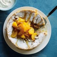 Clementine Tarta de Santiago