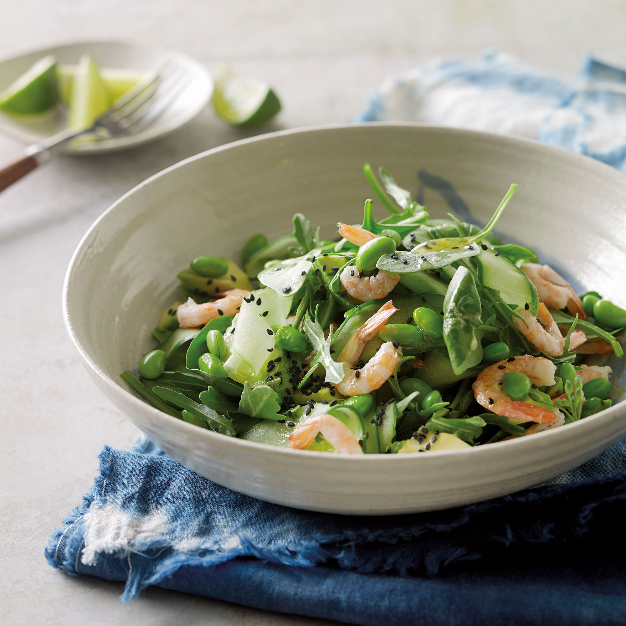 ... green beans recipes dishmaps avocado watercress salad with green beans