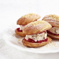 Posh Ice-Cream Sandwich