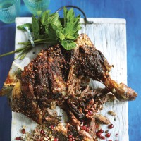 Slow-Cooked Shoulder of Lamb
