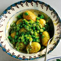 Pesto Potato Salad
