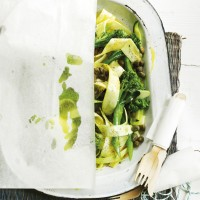 Courgette and Broccoli Salad