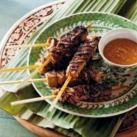 Malay Beef Satay
