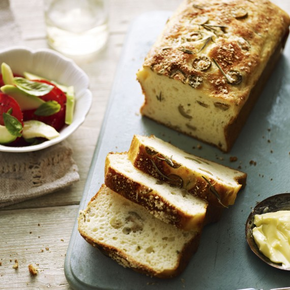 Olive and Rosemary Loaf recipe - Woman And Home