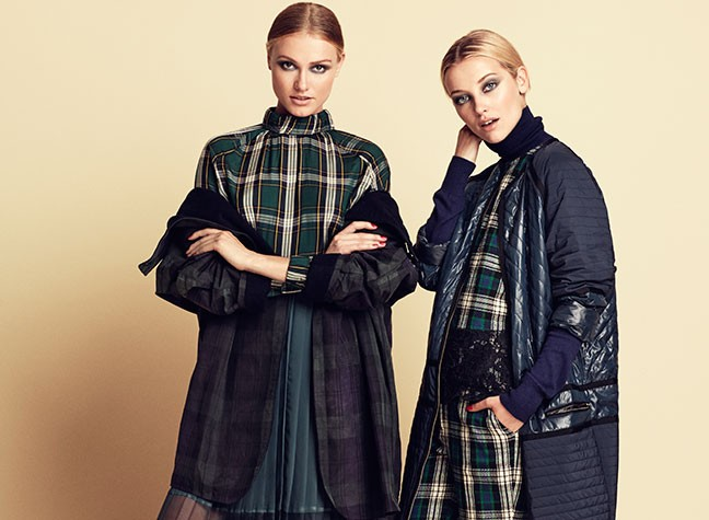 Trend To Try: 18 Ways To Wear Check
