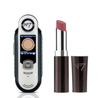 No7 launch match made lipstick service