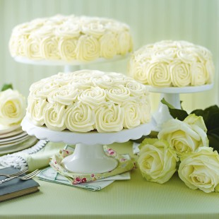 How To Create Buttercream Roses