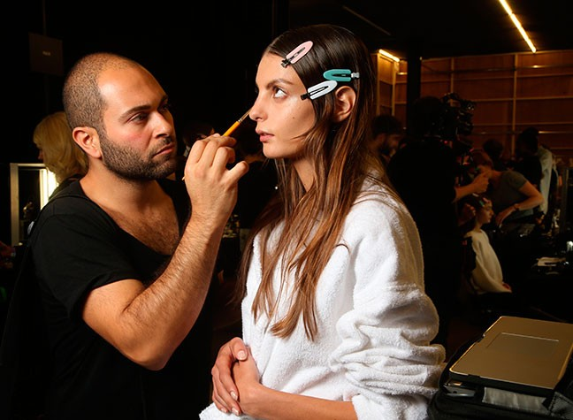 LFW Backstage Beauty Secrets