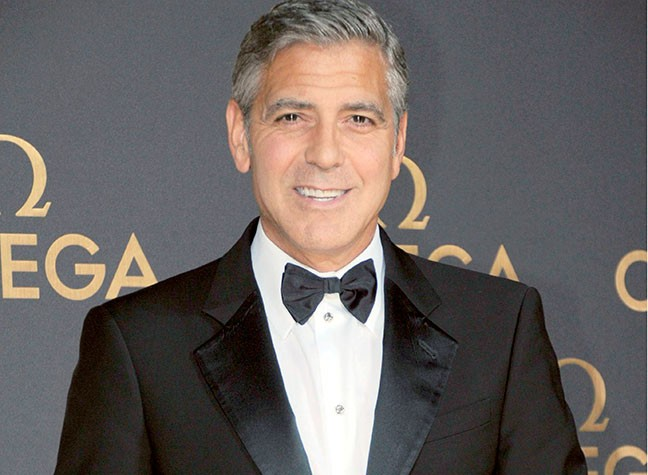 Downton: Who Will Be Kissing George Clooney?