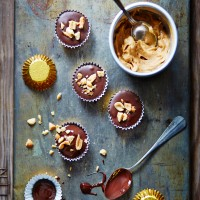 Donna Air's Peanut Butter Crunch Cups