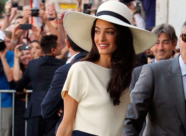 6 Style Lessons We Can All Take From Amal