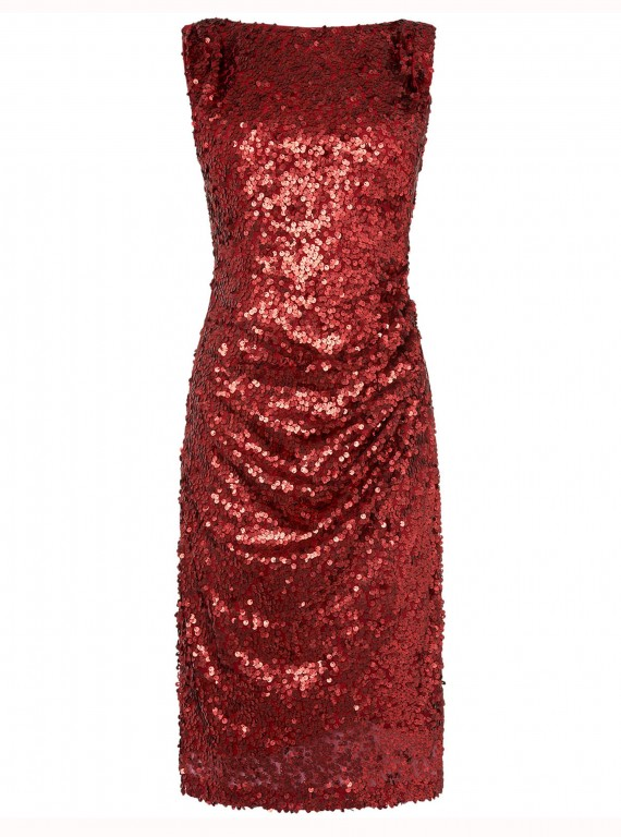 Phase Eight Angele Sequin Dress photo