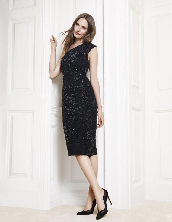 Velli Sequin Dress photo