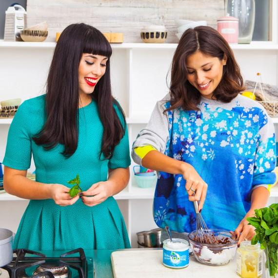 Hemsley sisters - Melissa and Jasmine