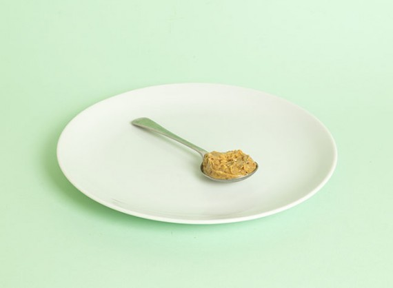 200 calories a heaping tablespoon of peanut butter for 1 tablespoon of peanut butter
