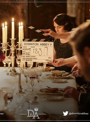 Exclusive Clips From New 'Downton Abbey' DVD