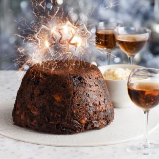 Traditional Christmas Pudding Recipe