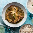 Thai Green Curry with Coconut Sambal