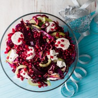 Winter Red Salad