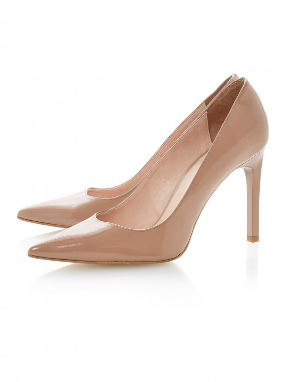 Dune Arween Pointed Court Shoes photo
