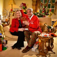 How To Host Christmas by Gogglebox's Steph and Dom