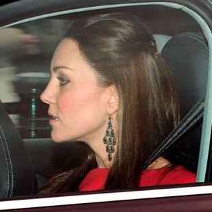 Steal The Duchess's Style: Drop Earrings