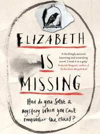 W&H Reading Room January: Elizabeth is Missing