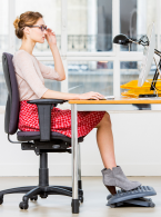 Seemingly Drop A Dress Size Just By Improving Your Posture...