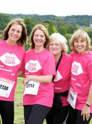 Sign Up For The 2015 Pink Ribbonwalk's For Breast Cancer Care