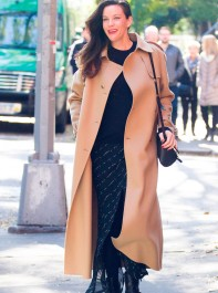 The Classic Coat We're All Coveting