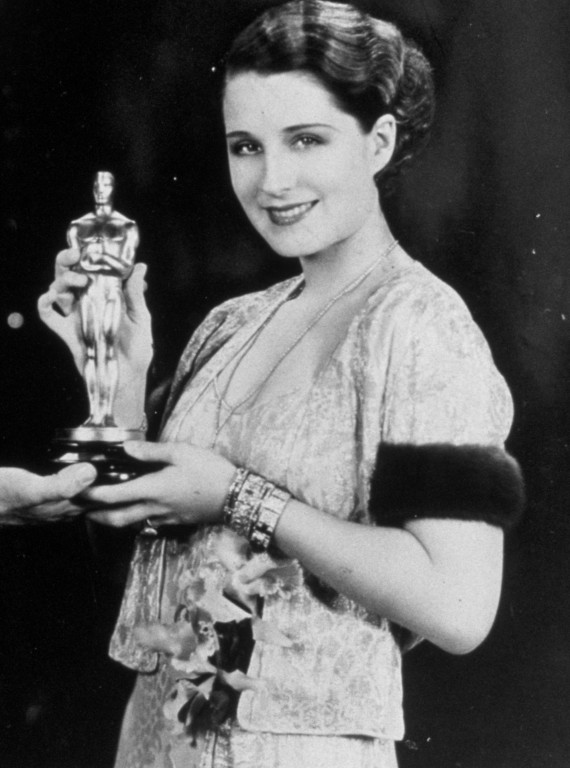 Oscars Best Dressed - Oscars Best Dressed 1930: Norma ...
