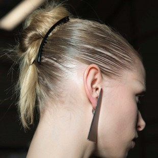 5 Hairstyles We Learned From London Fashion Week