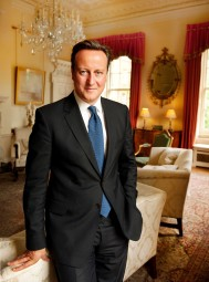 w&h Exclusive: PM David Cameron Reveals His Signature Dish