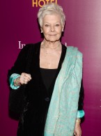 The Second Best Marigold Hotel Premiere in NYC