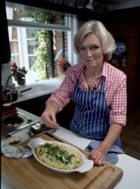 Happy Birthday Mary Berry!