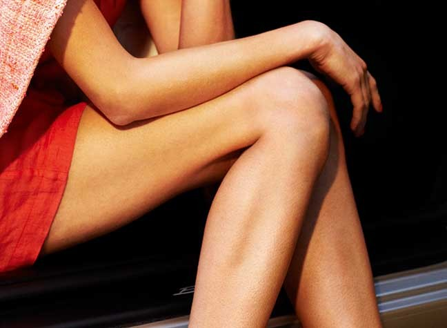 The 'Leg Foundation' That's Better Than Tights
