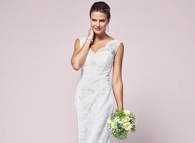 High Street Wedding Dresses With Wow Factor